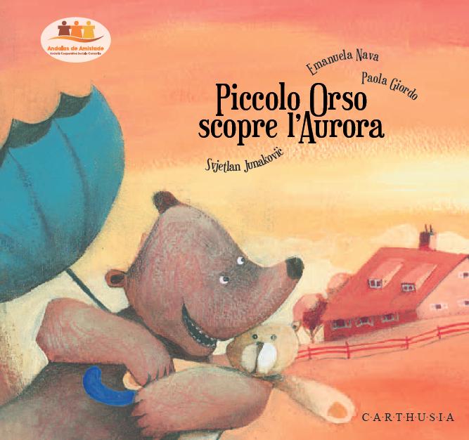 Piccolo Orso al Festival della Violenza Illustrata di Bologna