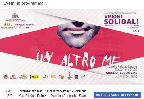 """Visioni Solidali: Andalas Propone """"Un Altro Me"""", Il Docu-film Sugli Autori Di Violenza Del Carcere Di Bollate"""