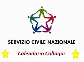 Calendario Colloqui Per Il Servizio Civile