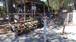 parcheggio bicicletta